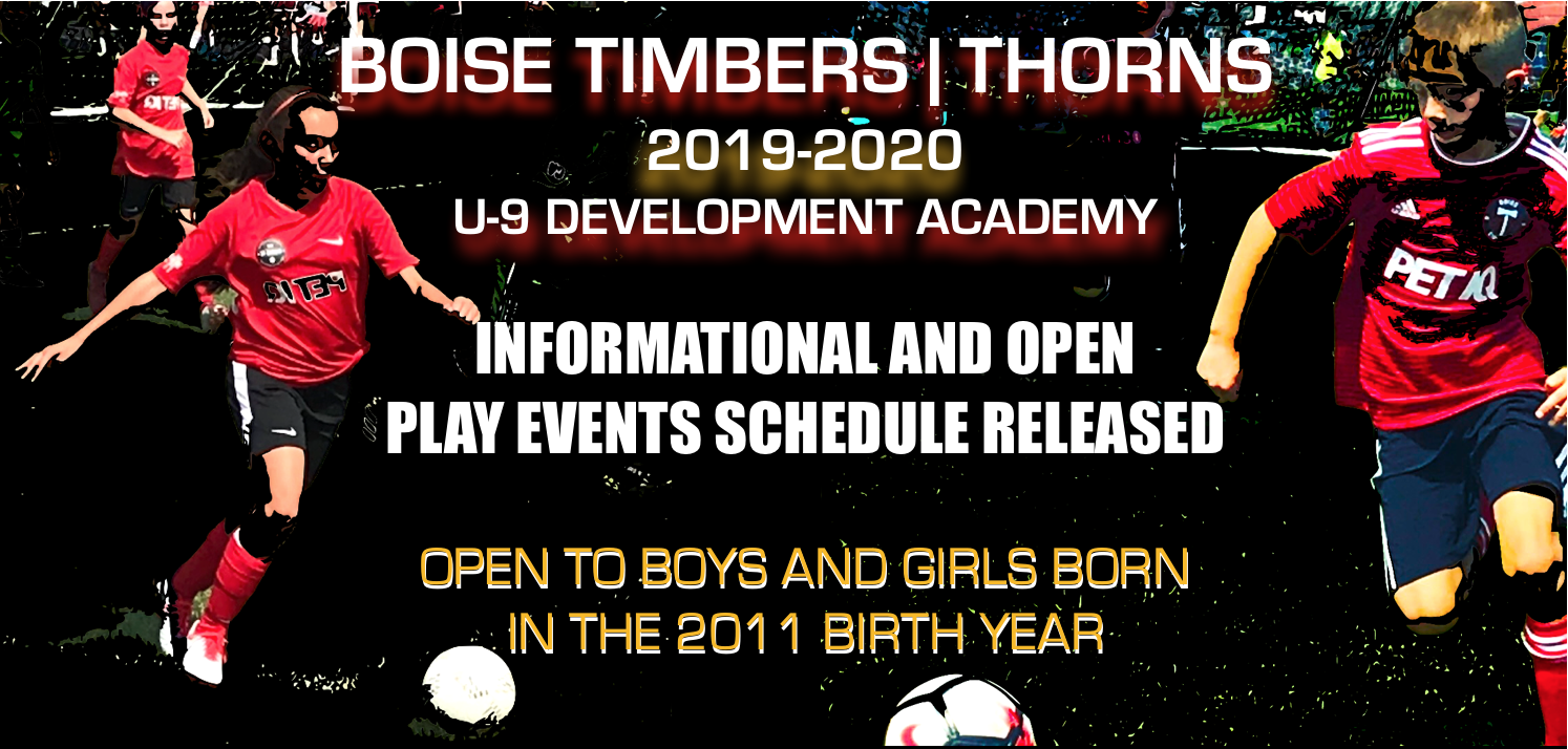 2019-2020 - U9 Development Academy