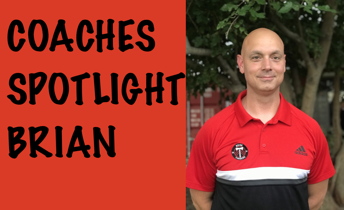 COACHES SPOTLIGHT   BRIAN LEE